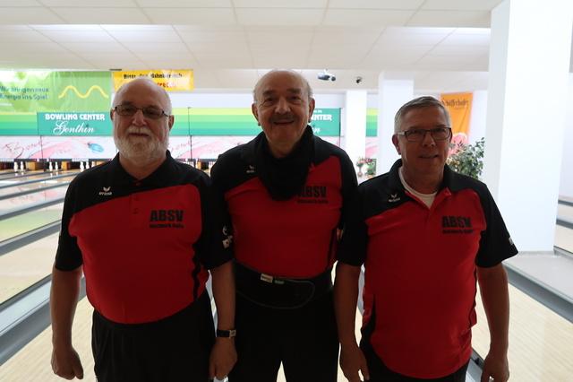 ABSV Netzwerk Halle II - Senioren
