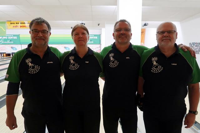 BC Bowling Stones Magdeburg II - Senioren