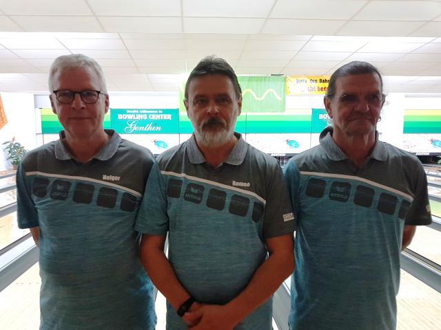 1. Bowlingtreff Magdeburg - Senioren