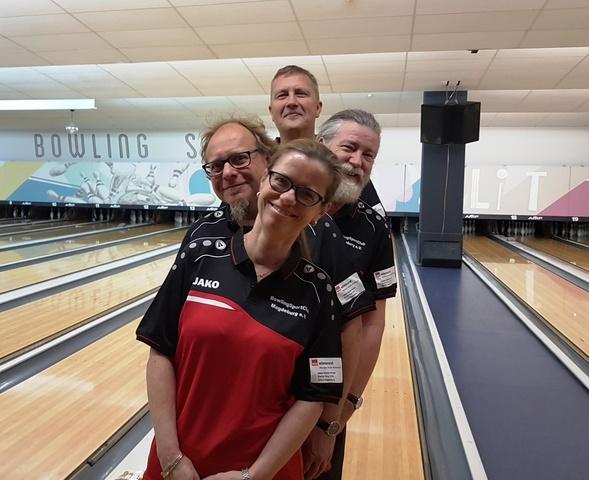 BowlingSportClub Magdeburg I - Senioren