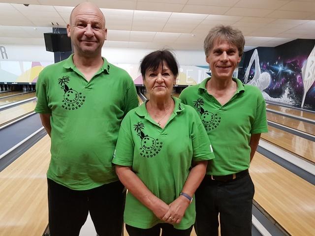 BC Bowling Stones Magdeburg - Senioren I