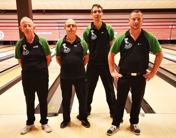 BC Bowling Stones Magdeburg - Herren II